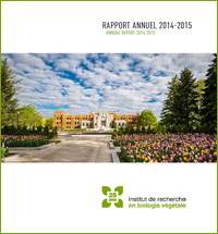 Rapport annuel 2014-2015